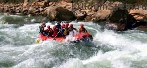 Кыргызстан - рафтинг по горным рекам