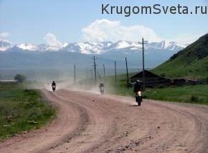 Кыргызстан - страна могучих горных хребтов