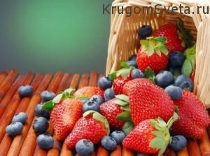 Летний отдых - ягоды