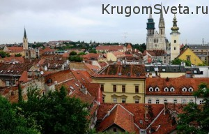 Туризм в Хорватии - Загреб