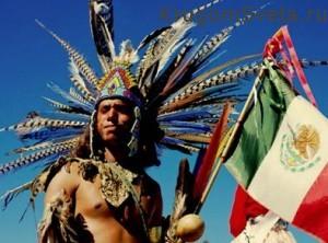 мексиканский штат Чьяпас - старинный ритуальный танец