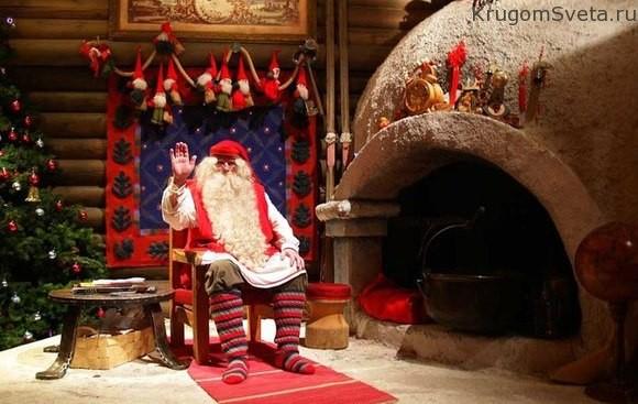 Рождество в Лапландии