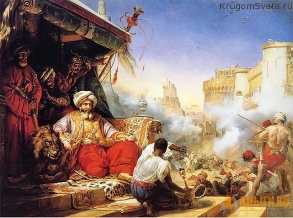 mamlyuki-gvardeytsyi-egipetskih-sultanov