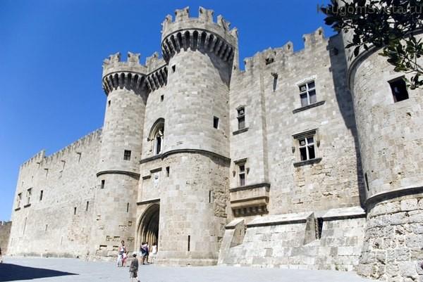 Родос Замок