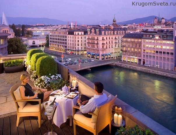 Медовый месяц в Женеве