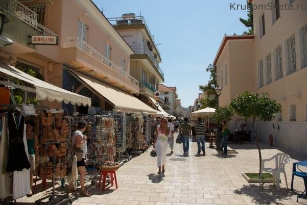 Аргостолион – город культурных ценностей и курорт в Греции