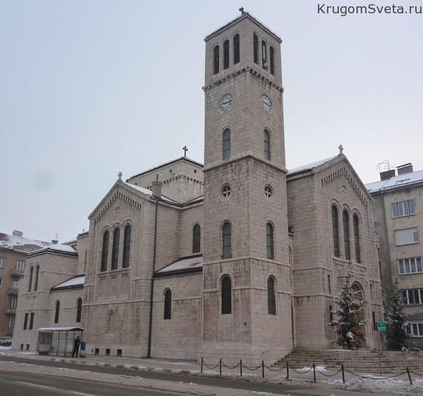 церковь в Сараево