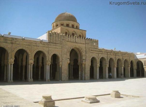Великая мечеть Туниса