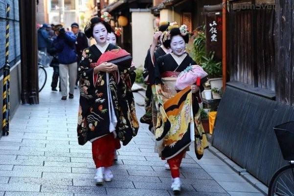 Киото – город, где живут традиции