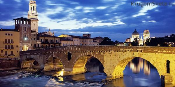мост Понте-Пьетра