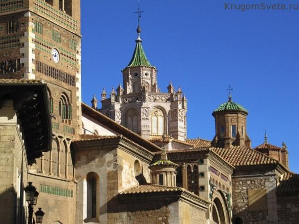 Кафедральная церковь святой Марии Теруэля