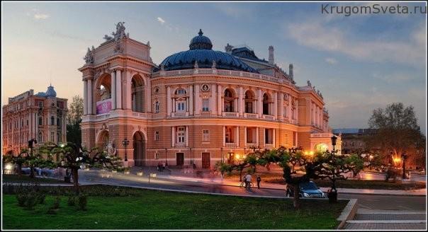kvartira-v-odesse-posutochno Одесса