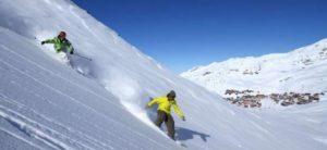 Во Французских Альпах вскоре появится первый горнолыжный курорт Four Seasons