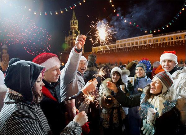 Российские туристы предпочитают встречать Новый год во Франции