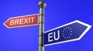 Одну из улиц во Франции назвали Brexit