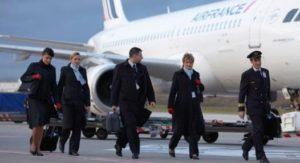 На конец марта 2017 года намечена забастовка французских бортпроводников