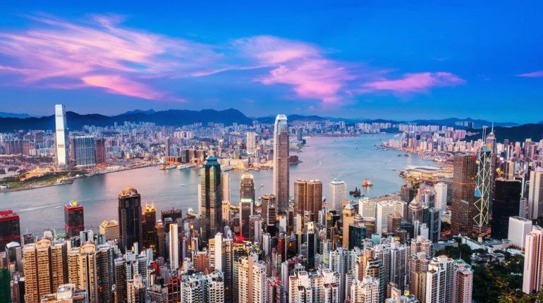 Гонконг - один из самых посещаемых городов туристами
