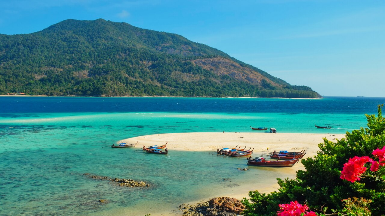 Отдых на острове Ко Лан (Таиланд)