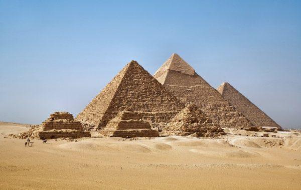 Пирамида Хеопса – одно из чудес света