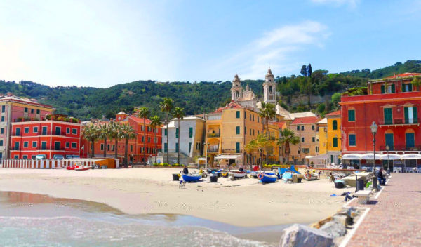 Лигурийская Ривьера, Италия: отдых и цены.