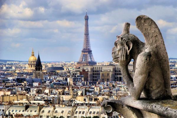Модное турне: европейские столицы