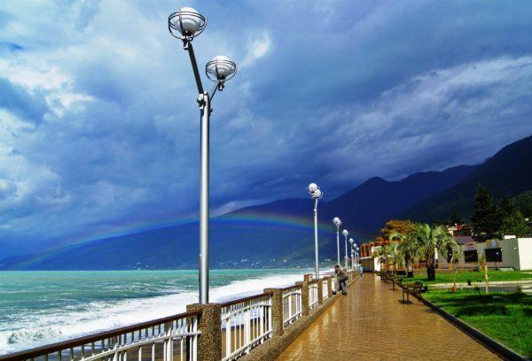 Особенности отдыха в Абхазии