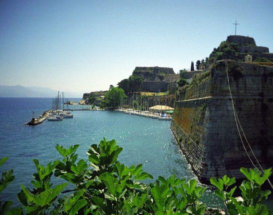 Греция: Микро острова Пакси и АнтиПакси