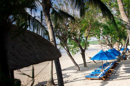 Пляжи на Бали. Джимбаран – прогулка на закате