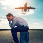 40% пассажиров не знают, что делать при опоздании на самолет