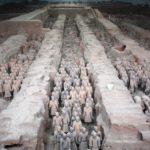 Ещё одна терракотовая армия обнаружена в Китае