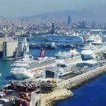 Барселона стала самым крупным круизным портом Европы