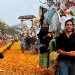 В Испании пройдёт грандиозная Битва цветов