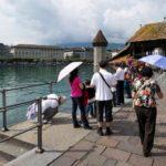 В Швейцарии недовольны большим числом туристов из Азии