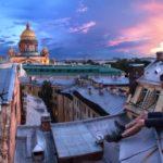В Петербурге планируют запретить экскурсии по крышам