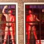 В Амстердаме в Квартале красных фонарей появятся мужчины