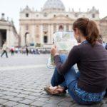 12% россиян предпочитают путешествовать в одиночку