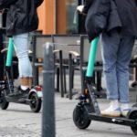 В Милане запретили прокат электросамокатов