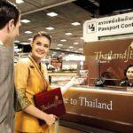 В Таиланде бумажные въездные анкеты заменят электронными