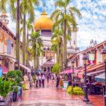 Туристка покусала полицейского в Сингапуре