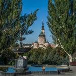 Романтические места Харькова