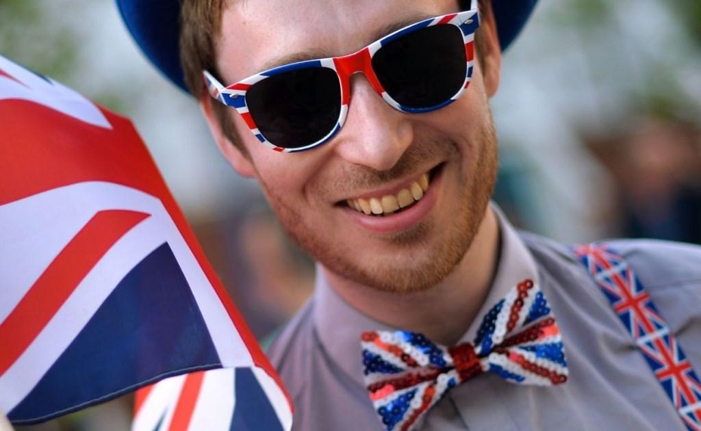 Британский портрет идеального туриста за рубежом