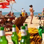 На пляжах Гоа создадут спецзоны для употребления алкоголя