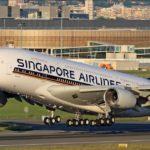 Singapore Airlines сократила число рейсов по всему миру
