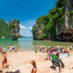 Турпоток в Таиланд в феврале упал на 44%