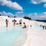 В Памуккале до конца года ожидают более 1 млн туристов