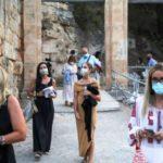 В Греции вновь введён масочный режим
