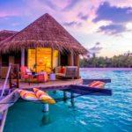 Российские туристы отправились на Мальдивы с пересадками