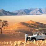 Намибия начала принимать иностранных туристов