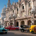 Куба начинает принимать иностранных туристов