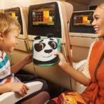 Дети путешествуют бесплатно с авиакомпанией Etihad Airways